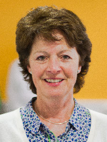 Helen Mark (Honorary Vice President)